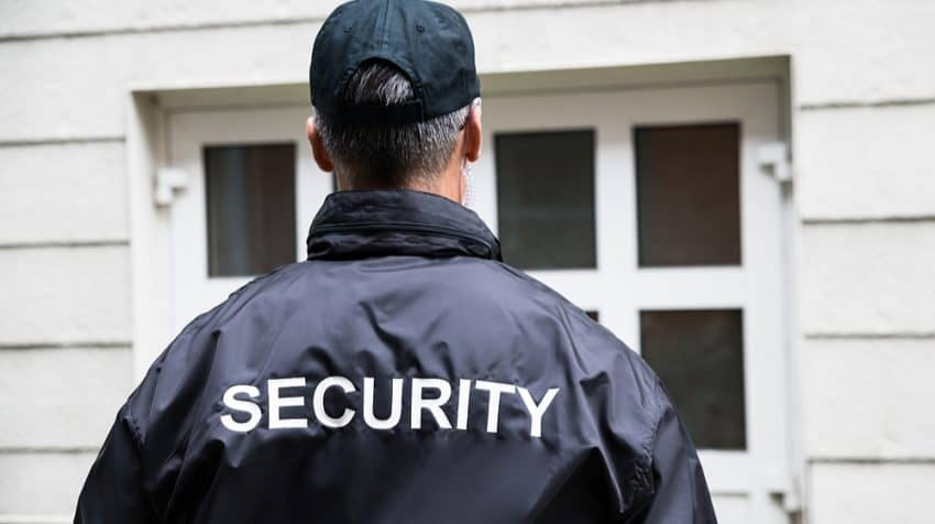 Obtaining a Business Location for your Security Guard Firm